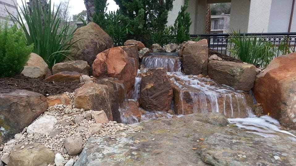 Disppearing Pondless Waterfalls in Austin and Central Texas